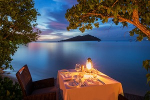 Likuliku Island Resort: Strives to cater for every kind of dietary requirement.