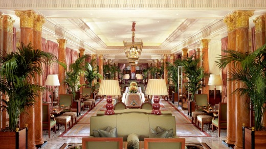 The Dorchester Hotel, London, is one of the luxury hotels owned by the Sultan of Brunei.