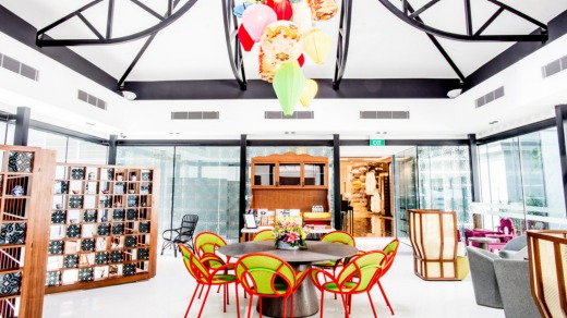 Ticking all the boxes: Hotel Indigo Singapore Katong features immaculate design, serious eco and tech credentials and a ...