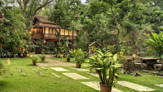 The Cabin, Drug and Alcohol Rehab Center The Cabin in Chiang Mai, Thailand.