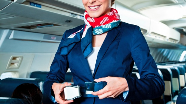 Why Flight Attendants Show You How To Use A Seatbelt