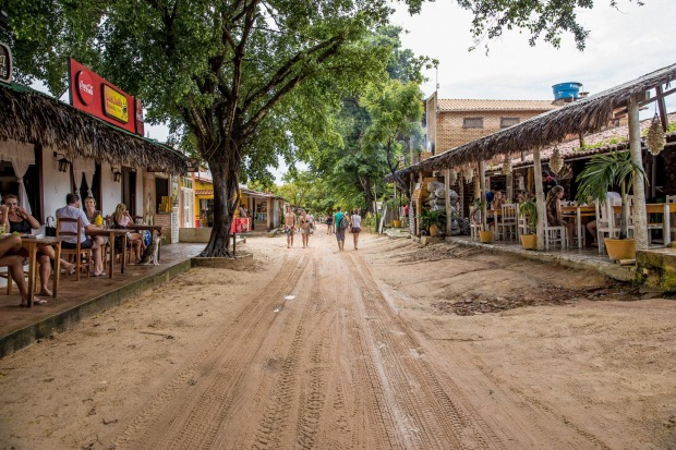 """Jericoacoara is an enchanting beachside town, known affectionately as """"Jeri""""."""