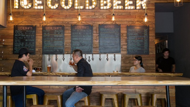 Vietnam's craft beer scene is in its infancy, but it's certainly on the rise.
