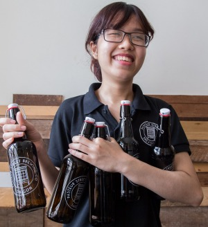 The Pasteur Street Brewing company picked up several awards this year, including a gold medal for its chocolate stout at ...