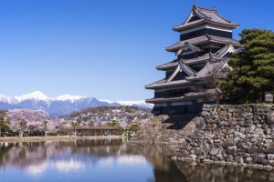 Matsumoto Castle is Japan's oldest castle and  a peerless example of 16th-century architecture.