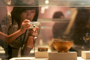 The National Palace Museum in Taipei has one of the finest collections of Chinese art.