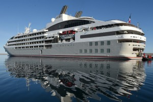 The itinerary will include travel on luxury trips such as the Ponant ship Le Soleal.