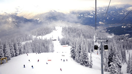 North America's biggest ski resort, Whistler, has been bought out by Vail Resorts.