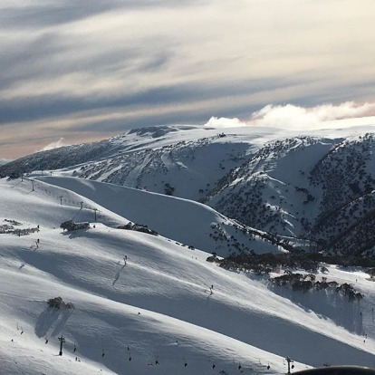 Heavenly Valley at Hotham.