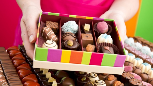 Great Ocean Road Chocolaterie & Ice Creamery offers more than 7000 truffles.