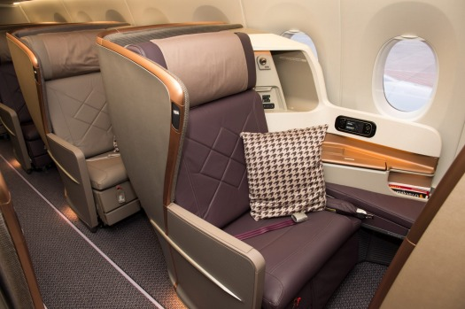 World\'s longest flight route review: Singapore Airlines SQ22 to New ...