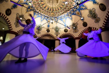 We were here last year in Goreme, Turkey.We decided not to miss the famous Whirling Dervishes. It was something totally ...