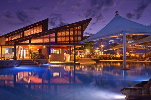 Radisson Blu Resort Fiji.
