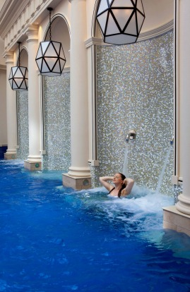 THE GAINSBOROUGH BATH SPA, BATH: You can't put together a spa hotel round-up and not include a property in Britain's the ...