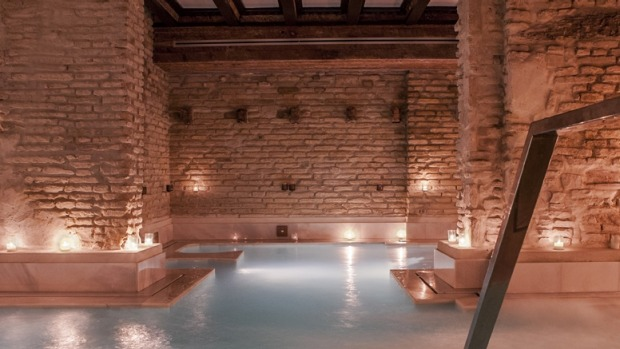 The sexiest thing you can do in spain - Spa banos arabes sevilla ...