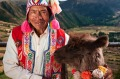 The Sacred Valley of the Incas in Peru, is worth the trip out from the former Incan capital of Cusco.