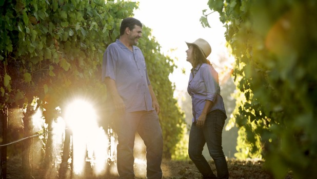 Jared and Tracey Brandt, of Donkey & Goat winery, say their decision to be city-based was initially for economic reasons ...