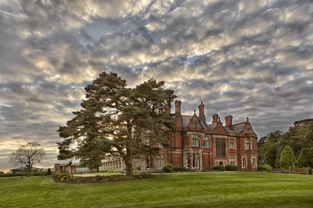 ROCKLIFFE HALL, DARLINGTON: Standing In a quiet village on the North Yorkshire border, the Victorian Gothic red brick ...