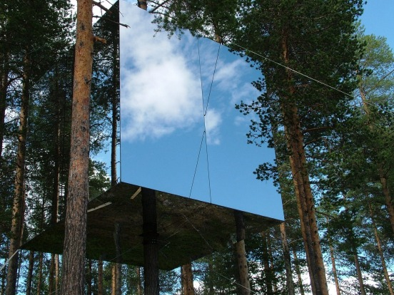 Treehotel Lulea Sweden Review The World S Coolest B B
