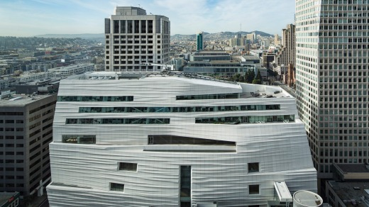 New exhibition space at the San Francisco Museum of Modern Art has been designed by international architectural firm ...