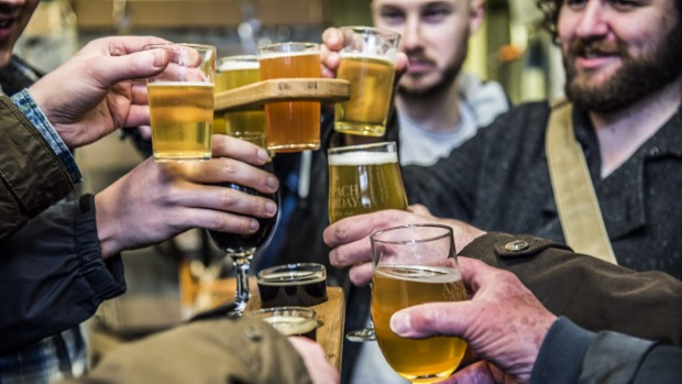 The Bermondsey Beer Mile offers the chance to sample wares from a whole host of craft breweries.