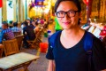 Luke Nguyen has a three-year contract to revamp the menus for Vietnam Airlines' business class.