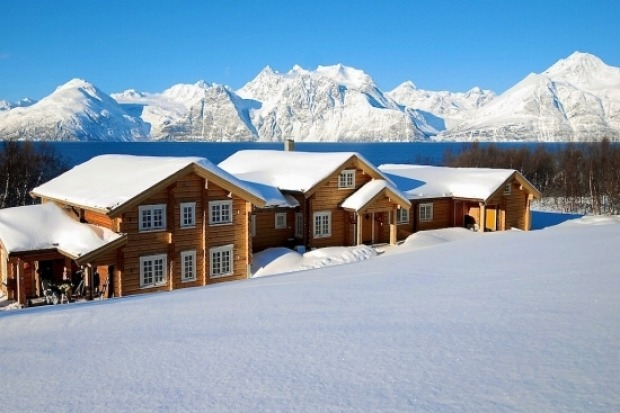 Lyngen Lodge, Norway.