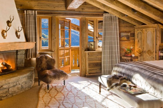 Eleven Chalet Peralin France.