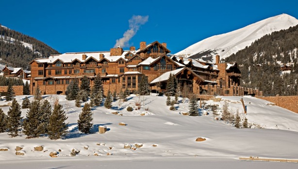 Yellowstone Club, Montana, US.