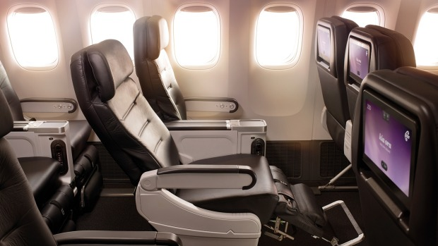 Airline Review Air New Zealand Premium Economy Auckland