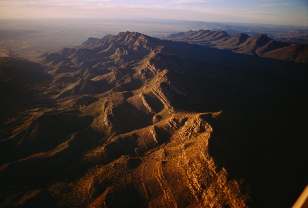The mountains are rich in Ediacaran Period fossils dating back to over 500 million years ago.