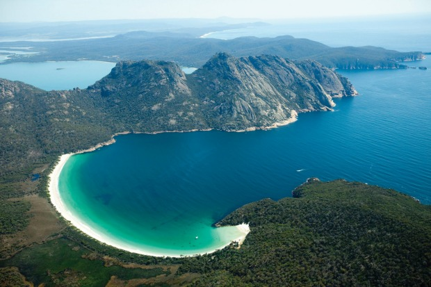 Freycinet National Park, Freycinet Peninsula, Tasmania.