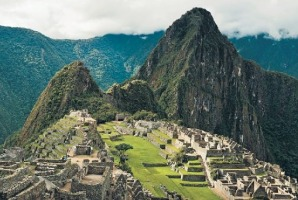 Machu Picchu. But which city do you stop in to get here?