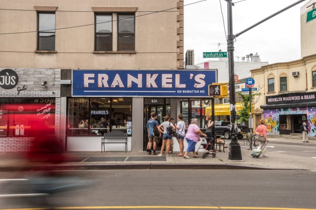 Frankel's: The menu covers all the requisite Jewish soul food standards such as smoked fish, potato latkes, brisket and ...