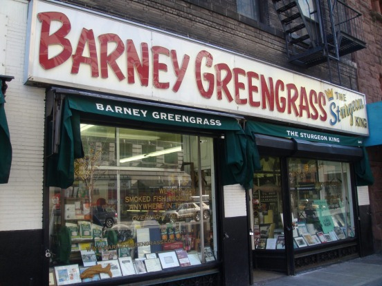 Barney Greengrass: Sturgeon is their (rather pricey) specialty but you'll also find whitefish, sable, herring and ...