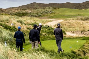 Cape Wickham golf course.