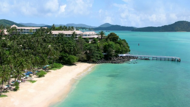 Cape Panwa was one of the first luxury properties on the island.
