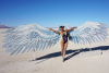 Just another day at Burning Man, Nevada.