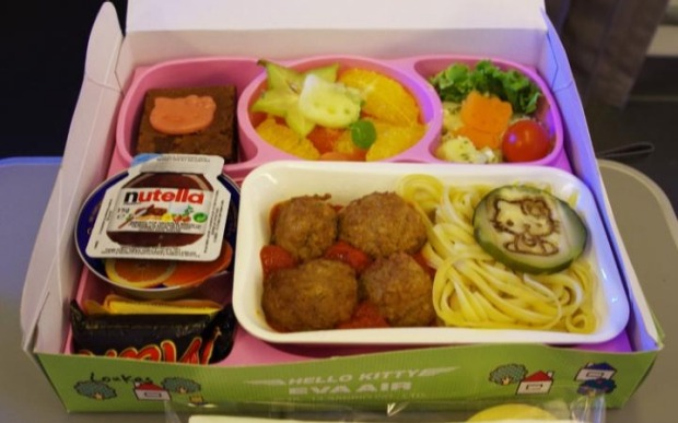 Thomson Inflight Meals >> Plane Food The Number Of Calories Consumed On The Average Flight
