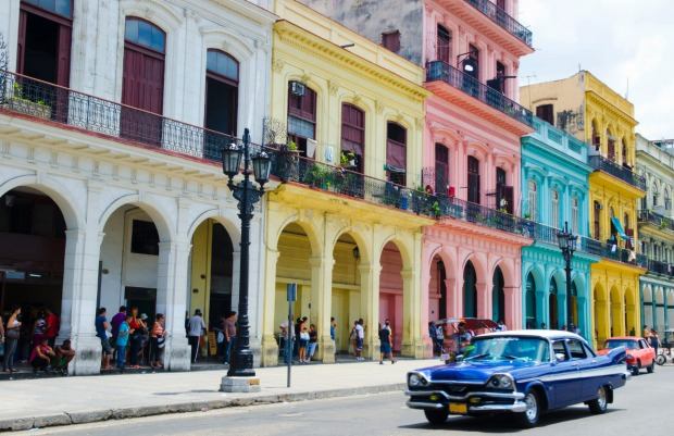 Havana is noted for its history, culture, architecture and monuments.