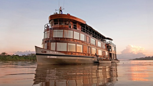 The Delfin II: An expedition to the Amazon can challenge all your preconceptions.