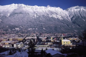 Innsbruck  is encrusted with history, but also has a youthful energy.