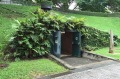 Tunnel to the Battle Box, Fort Canning Park, Singapore.