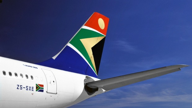South African Airways will meet all your needs when travelling business class.