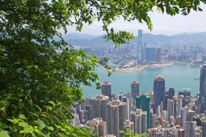 See the city of Hong Kong from a whole new angle.