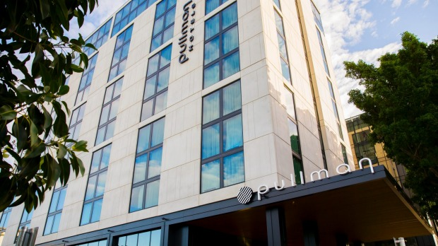 The Pullman Sydney Airport is a short walk from the domestic terminal.