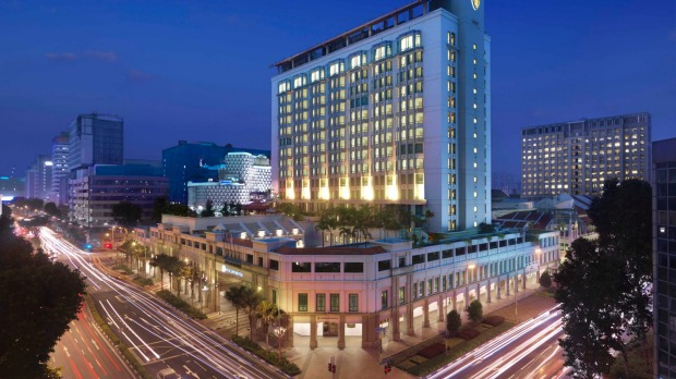 The InterContinental Singapore is in the heart of the Bugis and Bras Basah arts and culture districts.