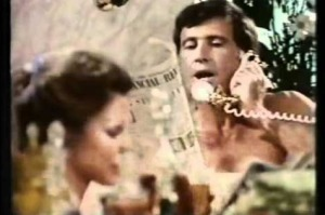 What was the name of the pilot in 'Tahiti looks nice' 1970s TV ad for Cussons Imperial Leather soap?