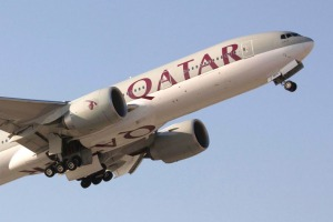 Qatar holds the record for the world's longest flight route; a 17-hour, 30-minute flight between Auckland and Doha.