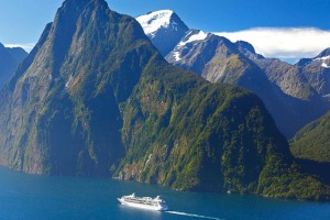 New Zealand's Fiordland: Escape and experience love in the wilderness.